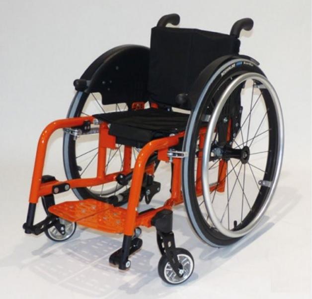 фото 1 - Складная активная детская коляска HOGGI FARO