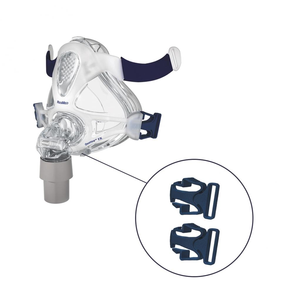 фото 1 - Клипсы для ротоносовой маски ResMed серии Mirage Liberty и Quattro FX