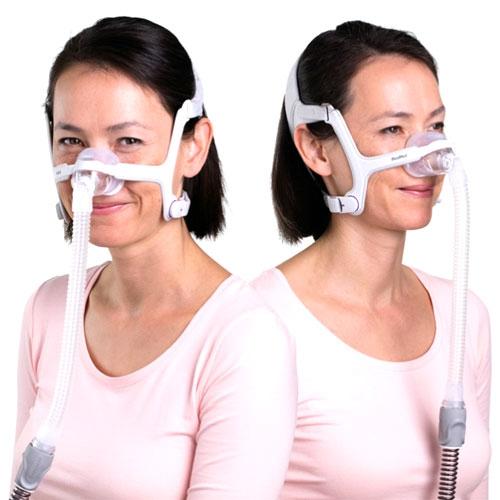 фото 2 - Назальная маска ResMed AirFit  N20 для женщин