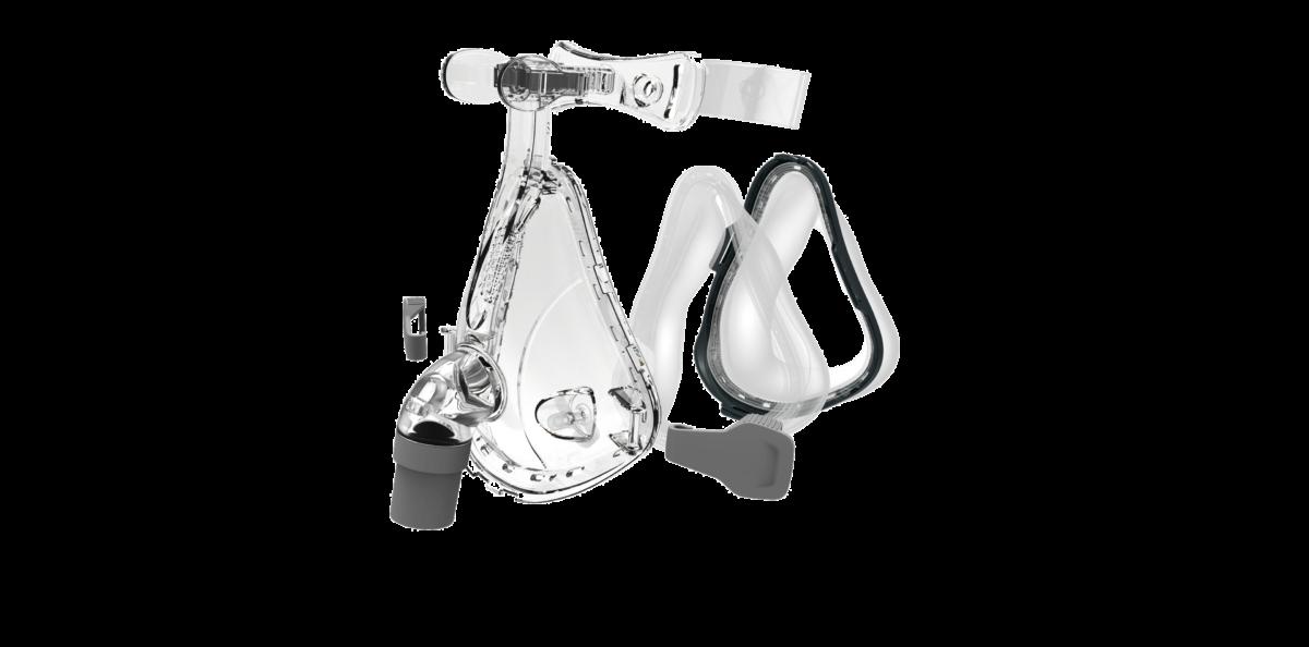фото 2 - Рото-носовая маска BMC ivolve F1B (S/M/L)
