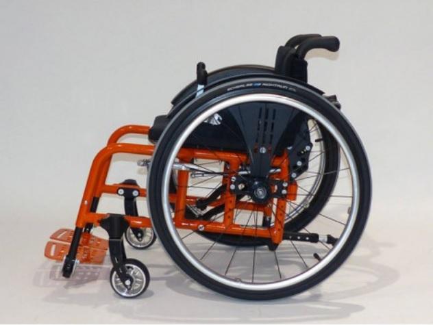 фото 9 - Складная активная детская коляска HOGGI FARO