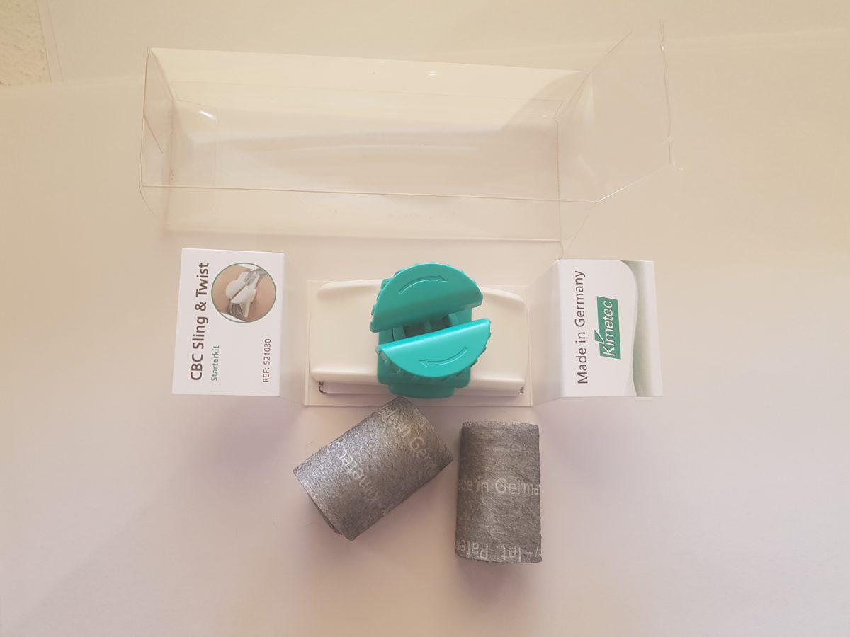 фото 5 - Жгут для взятия крови на липучке скручивающийся (комплект 2 шт.)