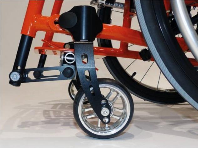 фото 15 - Складная активная детская коляска HOGGI FARO