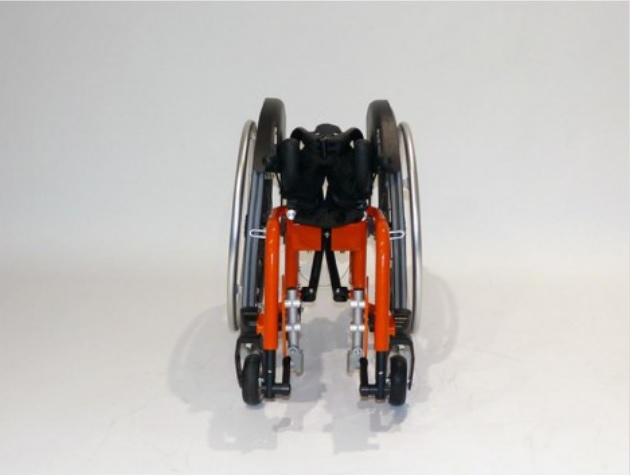 фото 3 - Складная активная детская коляска HOGGI FARO