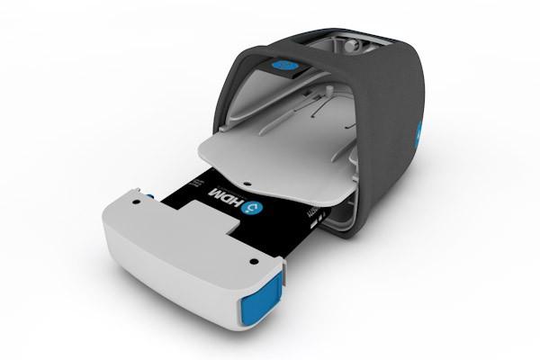 фото 1 - Докстанция и аккумулятор для HDM Z1 PowerShell