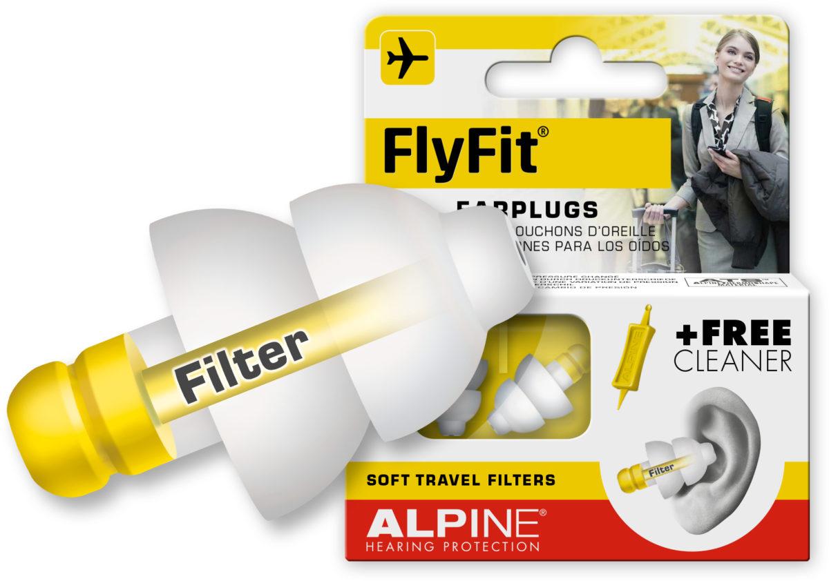 фото 6 - Беруши ALPINE FLYFIT