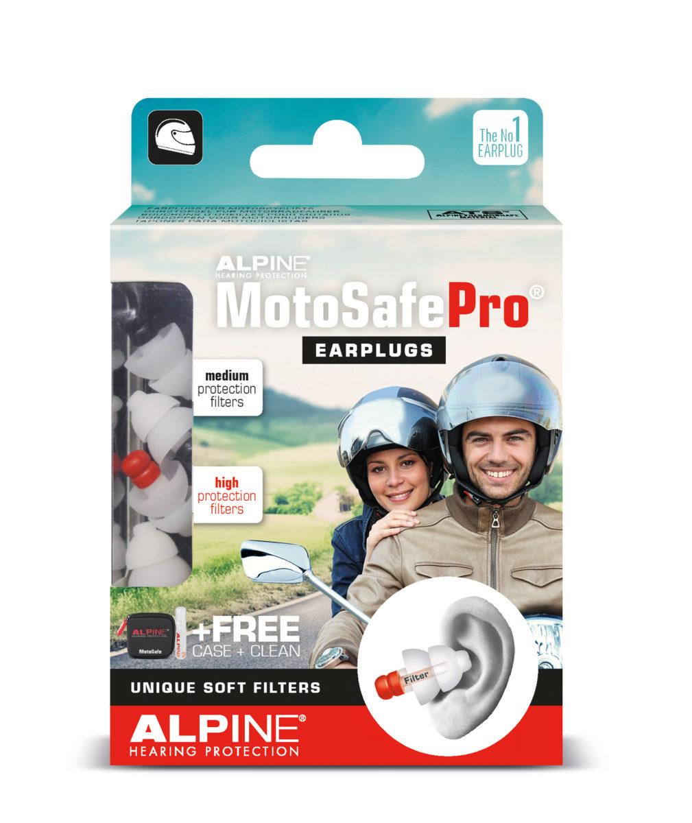 фото 1 - Беруши для мотоспорта ALPINE MOTOSAFE PRO