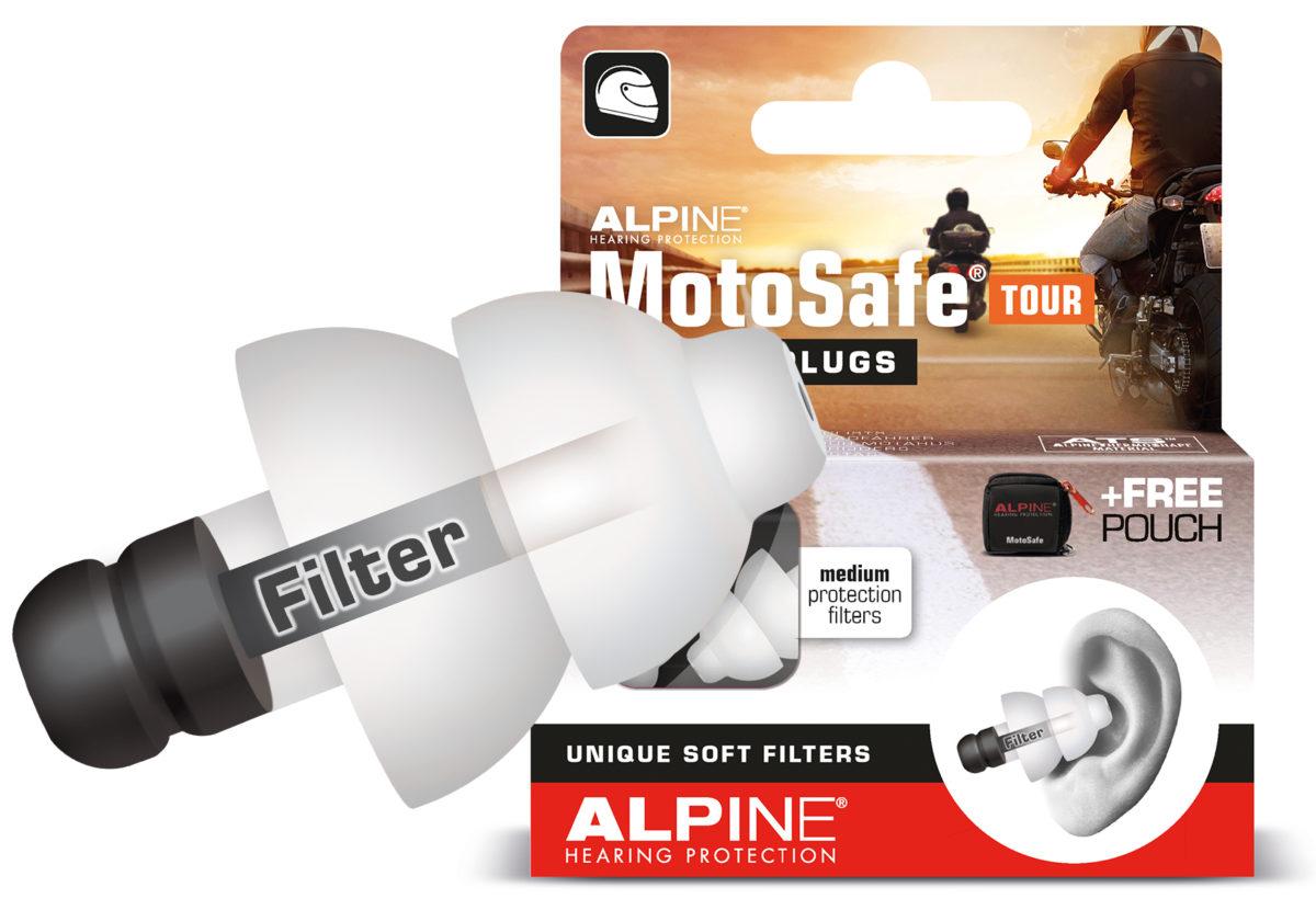 фото 5 - Беруши для мотоспорта  ALPINE MOTOSAFE TOUR
