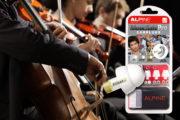 Беруши для музыкантов ALPINE MUSICSAFE PRO