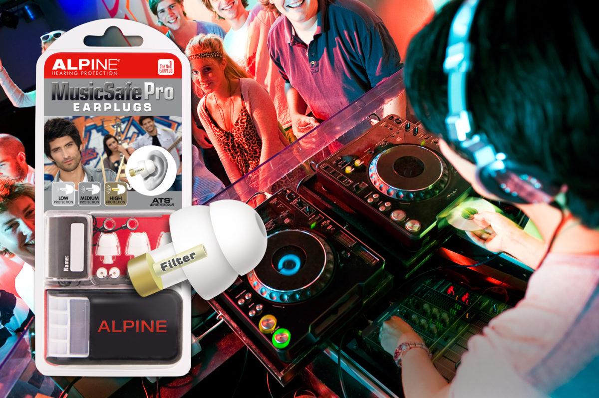 фото 6 - Беруши ALPINE MUSICSAFE PRO