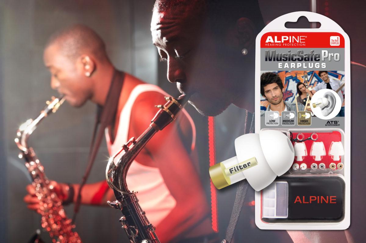 фото 9 - Беруши ALPINE MUSICSAFE PRO