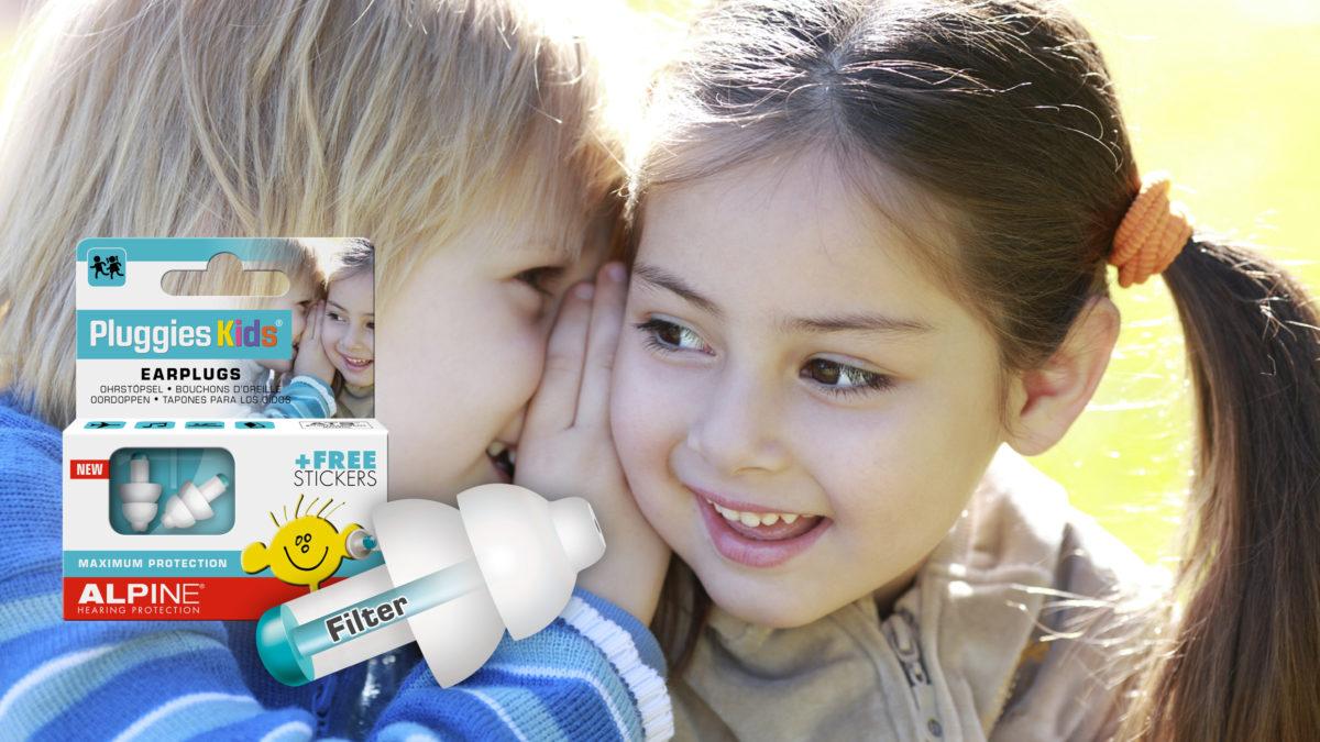 фото 6 - Беруши для детей PLUGGIES KIDS (для сна, плавания, полёта)