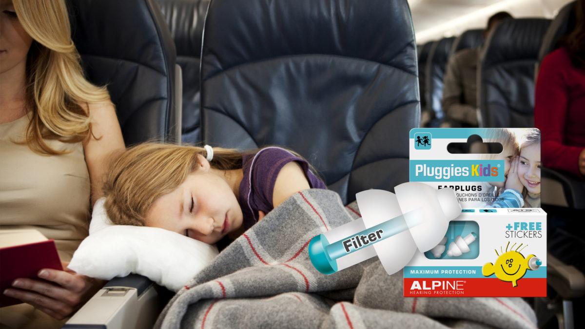 фото 4 - Беруши для детей PLUGGIES KIDS (для сна, плавания, полёта)