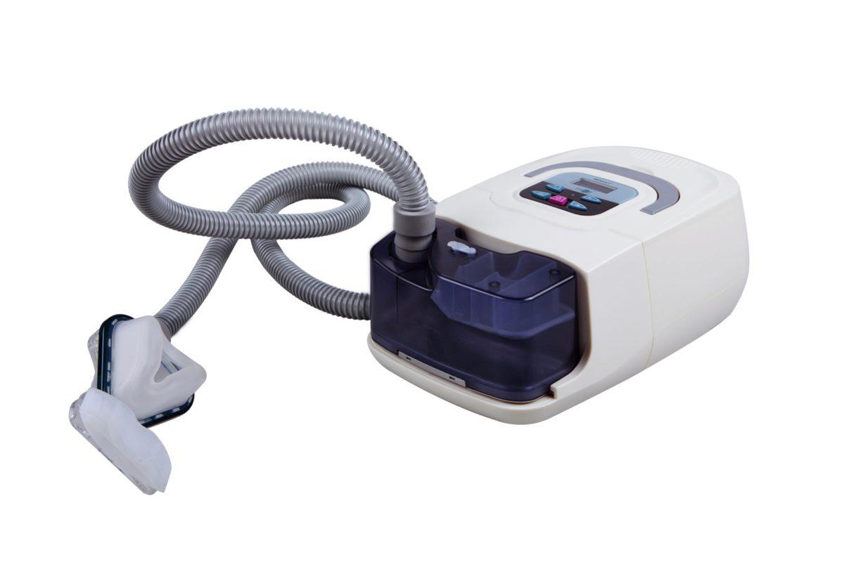фото 4 - RESmart CPAP System с увлажнителем