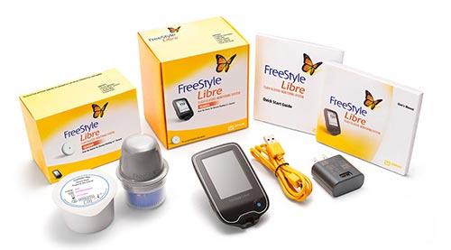 фото 4 - FreeStyle Libre Flash (стартовый комплект)
