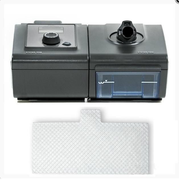 фото 1 - Фильтры тонкой очистки для Philips Respironics System One REMstar Auto A-Flex (6 штук)