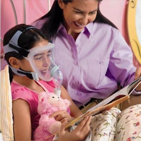 фото 6 - Полнолицевая маска Philips Respironics FitLife (размер S, L, XL)