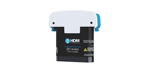 фото 1 - HDM Z1 AUTO TRAVEL c аккумулятором и увлажнителем