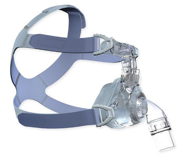 фото 1 - Назальная СИПАП маска JOYCE SilkGel, р-р: S, M, L