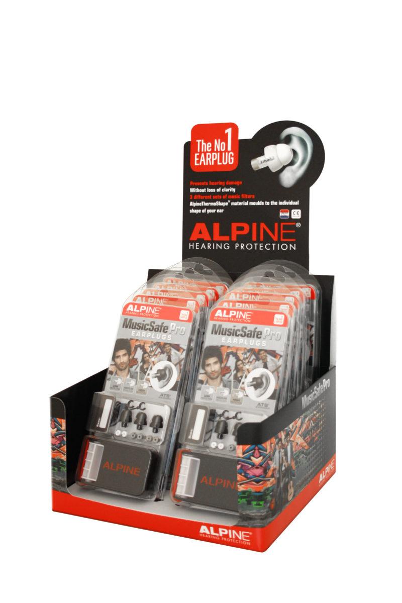 фото 12 - Беруши ALPINE MUSICSAFE PRO