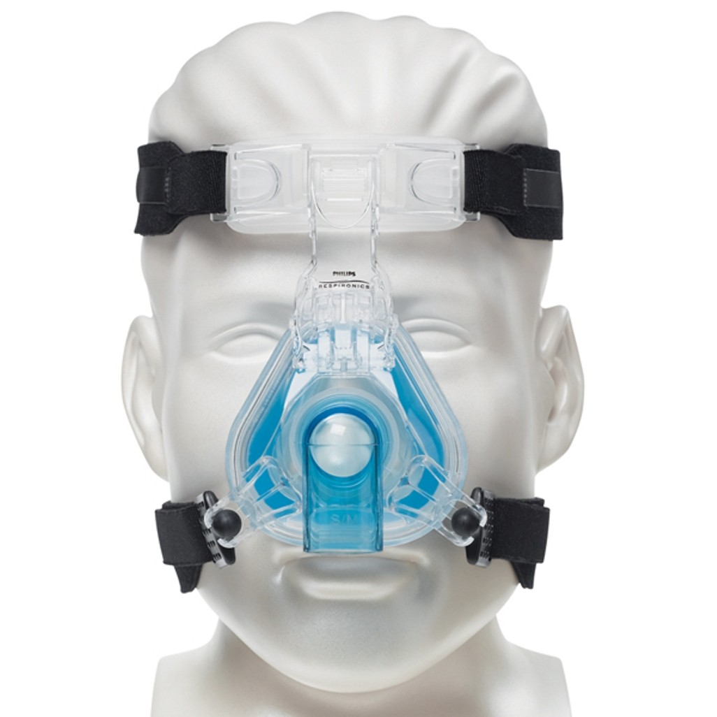фото 2 - Philips Respironics ComfortGel Blue, р-р S