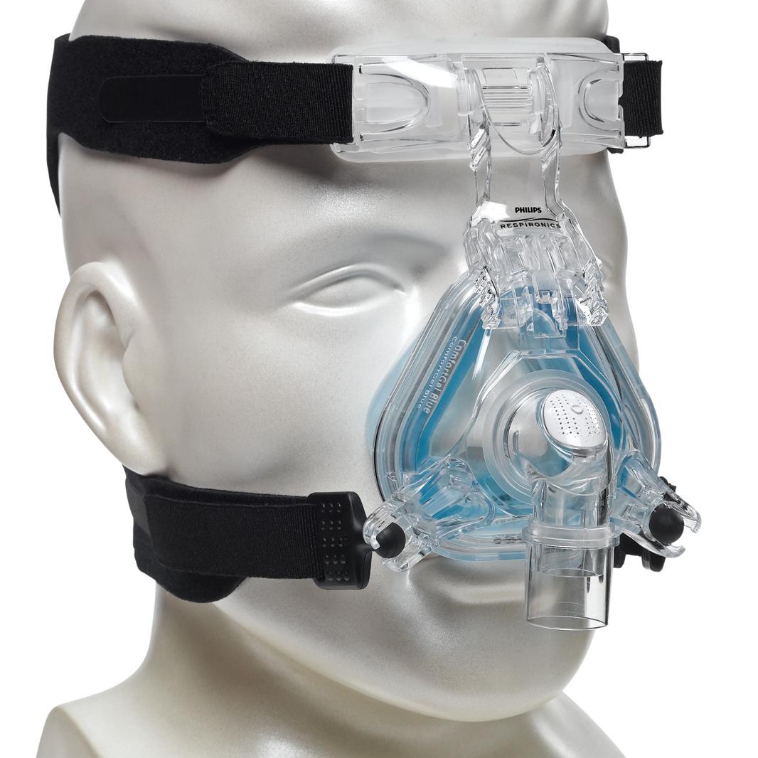 фото 12 - Комплект ResMed Airsense S10 Autoset + назальная маска + Накладка на нос Resmed Gecko