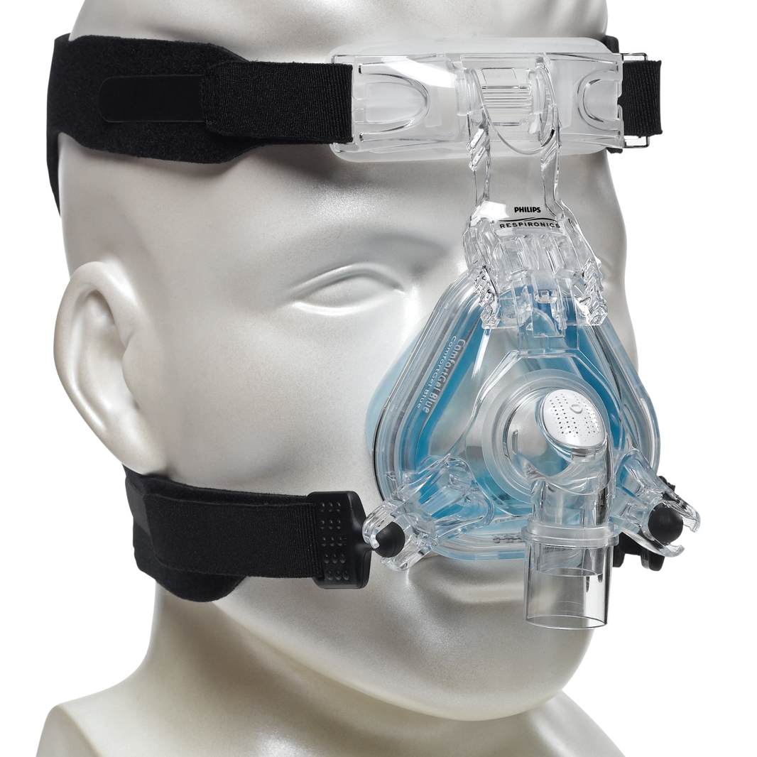 фото 3 - Philips Respironics ComfortGel Blue, р-р S
