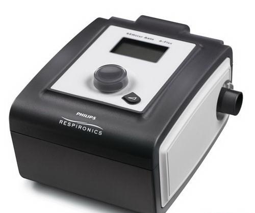 Philips Respironics REMstar BiPAP Auto с увлажнителем