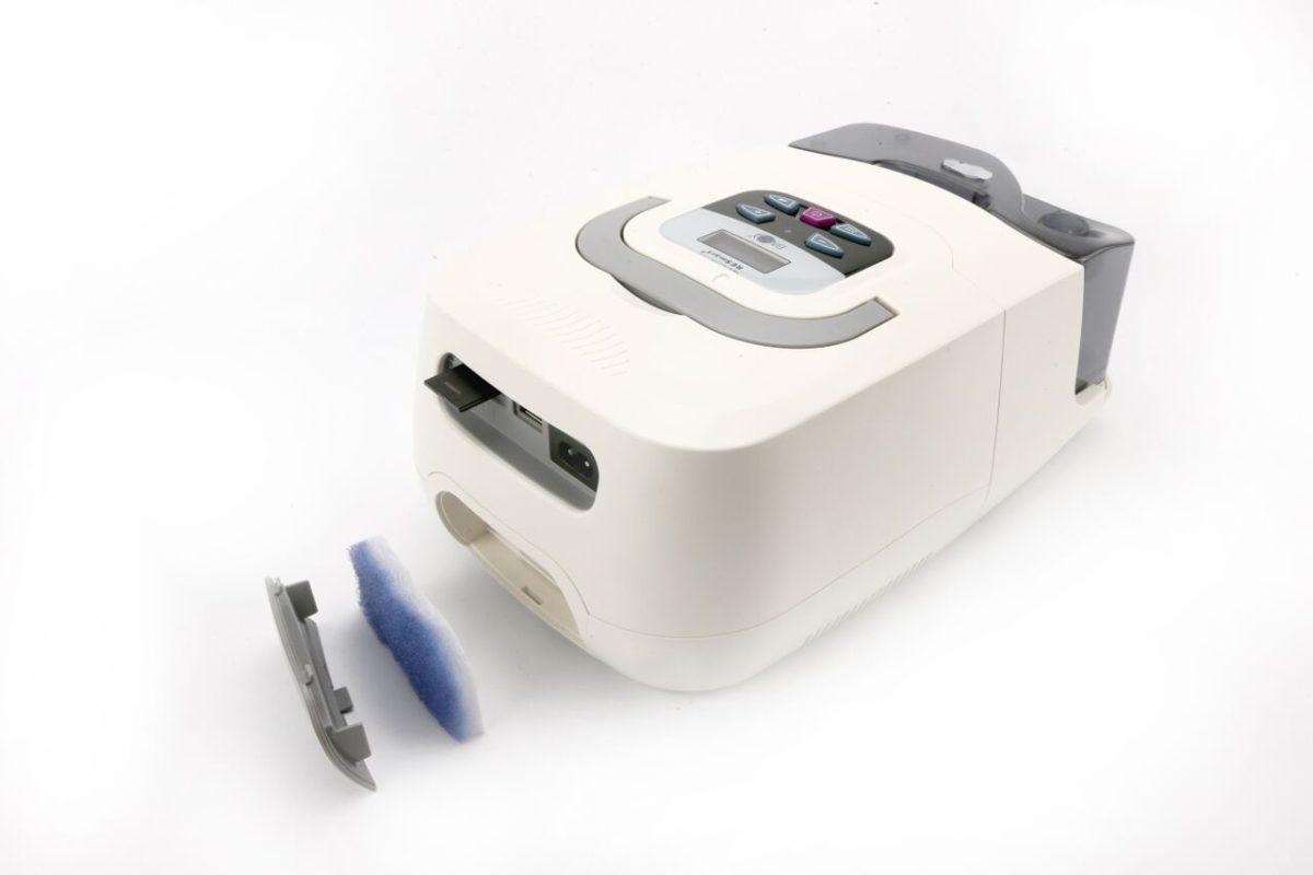 фото 9 - RESmart CPAP System с увлажнителем