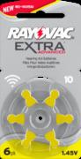 Батарейки Rayovac серияADVANCED EXTRA 10