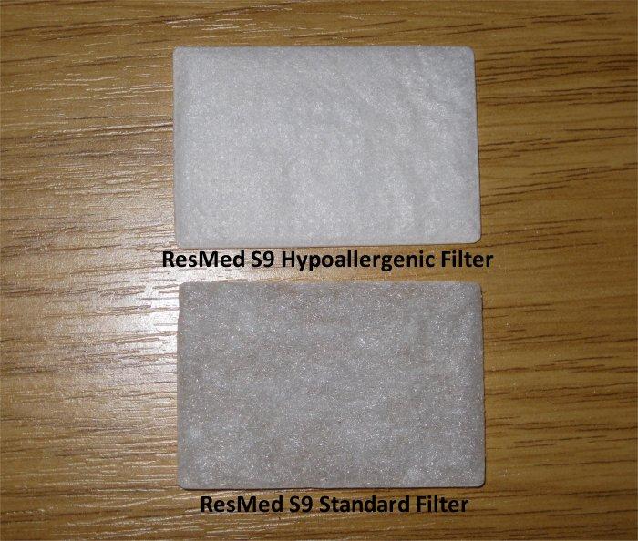 фото 2 - Фильтр тонкой очистки 12 шт. для ResMed S10, А10, С10, S9
