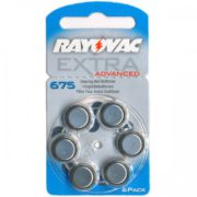 Батарейки Rayovac серияADVANCED EXTRA