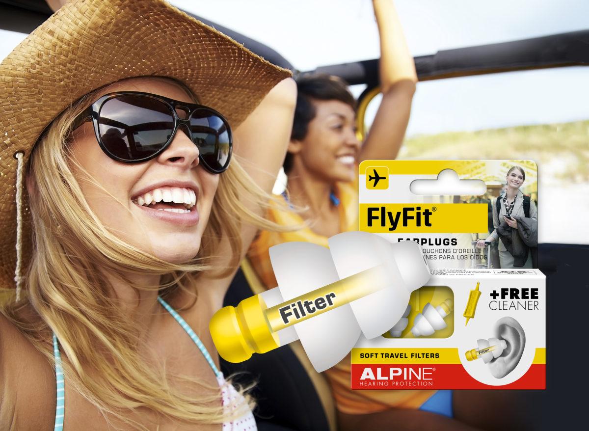 фото 2 - Беруши ALPINE FLYFIT