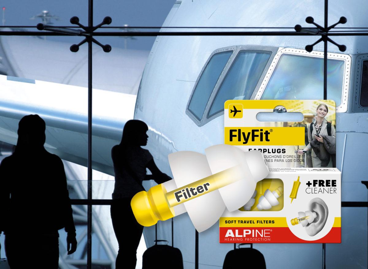 фото 5 - Беруши ALPINE FLYFIT