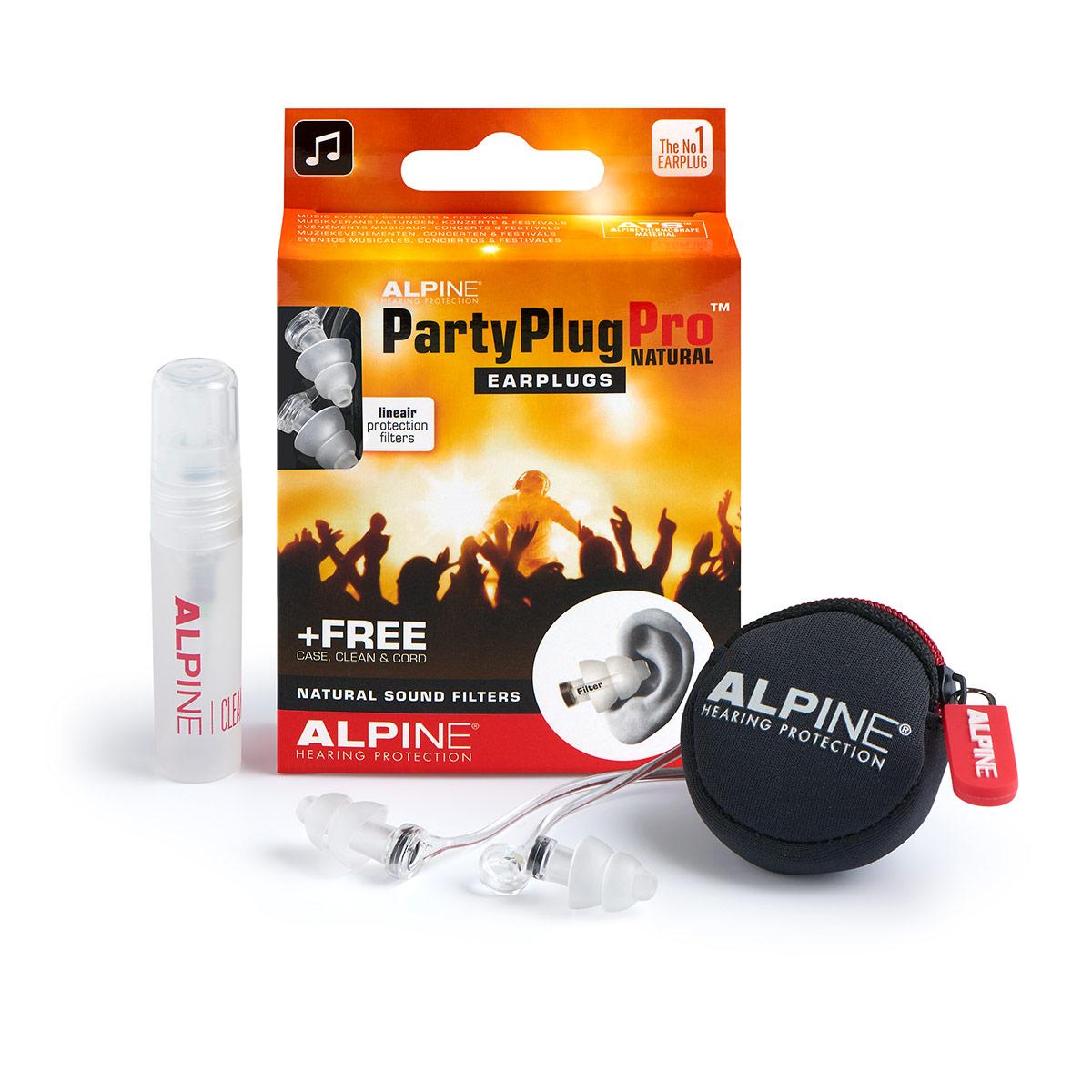 фото 1 - Беруши ALPINE PARTYPLUG  Pro