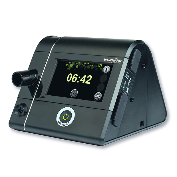 фото 1 - Аппарат для неинвазивной вентиляции легких Weinmann Prisma30ST