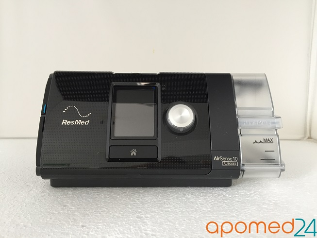 фото 1 - ResMed Airsense 10 Autoset (S10) с увлажнителем