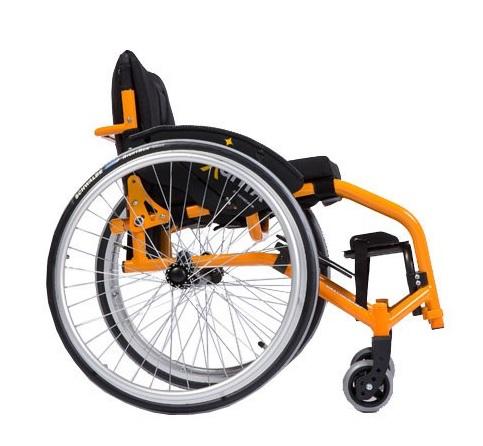 фото 6 - Кресло-коляска инвалидное Vermeiren активное Sagitta