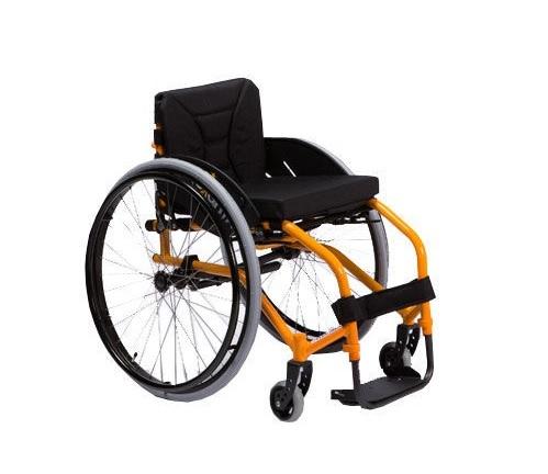 фото 5 - Кресло-коляска инвалидное Vermeiren активное Sagitta