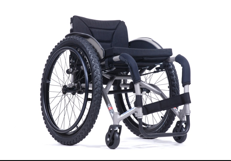 фото 8 - Кресло-коляска инвалидное Vermeiren активное Sagitta
