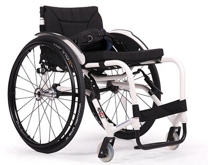 фото 1 - Кресло-коляска инвалидное Vermeiren активное Sagitta