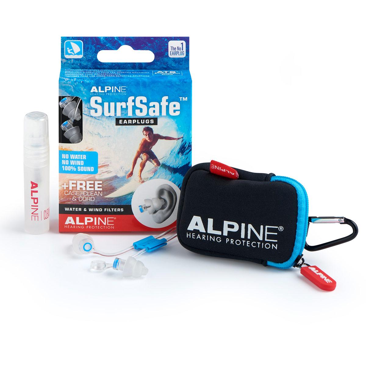 фото 1 - Беруши для серфингистов (сёрферов) ALPINE SurfSafe